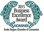 Sooke Chamber Business Excellence Award
