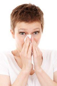 seasonal allergies, allergy relieve using essential oils